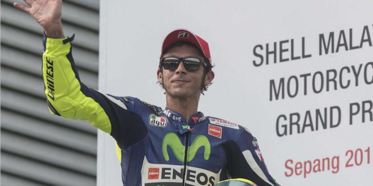 Un millón de firmas pide que se le quite estrella al piloto Valentino Rossi