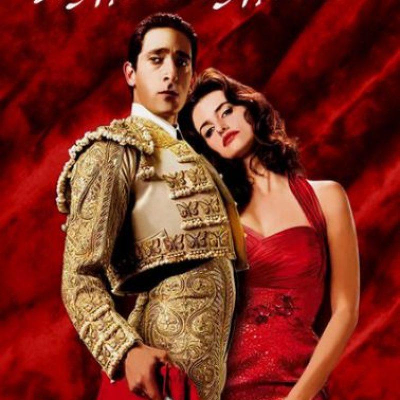 """""""A matador's mistress"""" – Ya disponible. Foto:vía Netflix"""