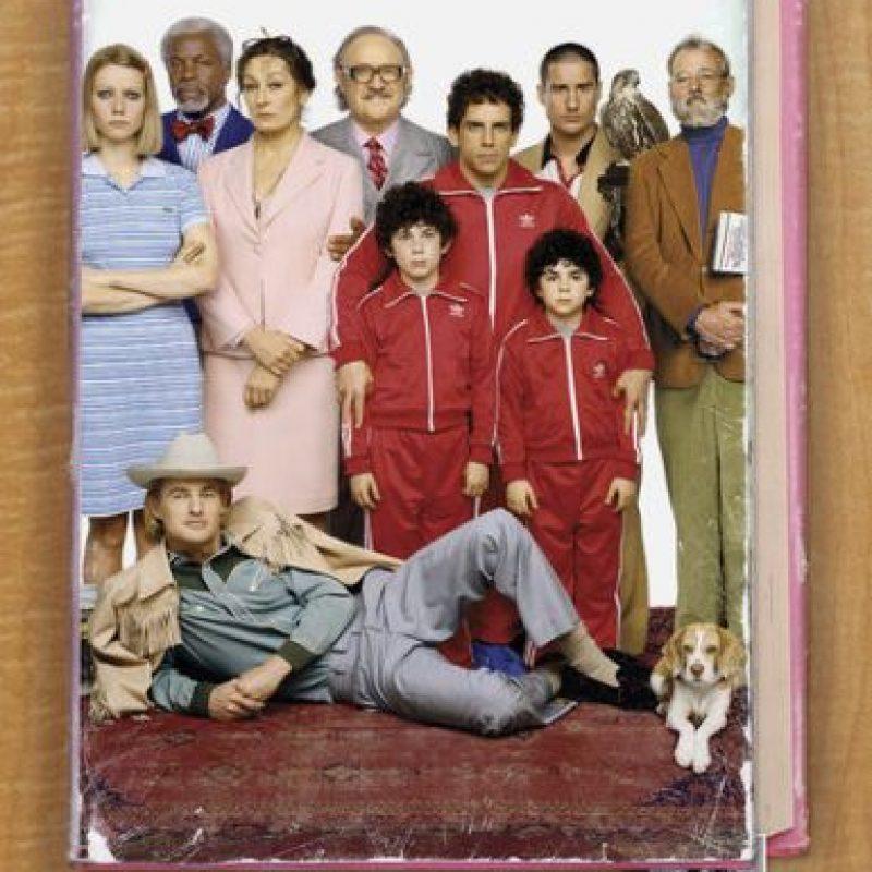 """""""Los excéntricos Tenenbaum"""" – Disponible a partir del 5 de noviembre. Foto:vía Netflix"""