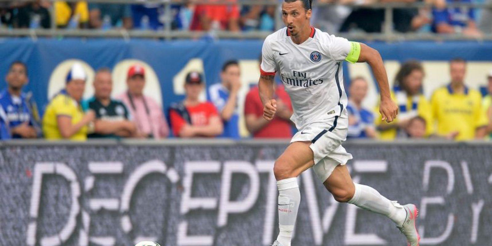 Será un mano a mano entre Zlatan Ibrahimovic Foto:Getty Images