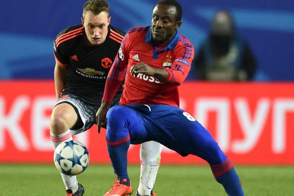 Manchester United vs. CSKA Moscú Foto:Getty Images