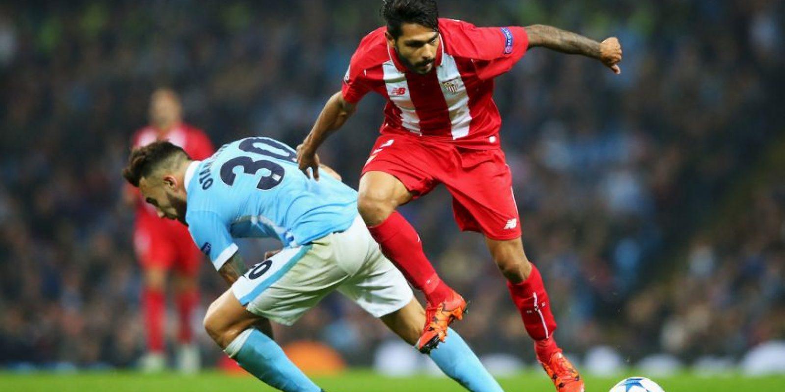 El City suma seis puntos, mientras que los españoles tienen tres y necesitan ganar para seguir con vida Foto:Getty Images