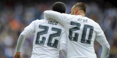 Real Madrid recibe al PSG Foto:Getty Images