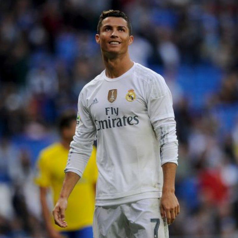 Y Cristiano Ronaldo Foto:Getty Images
