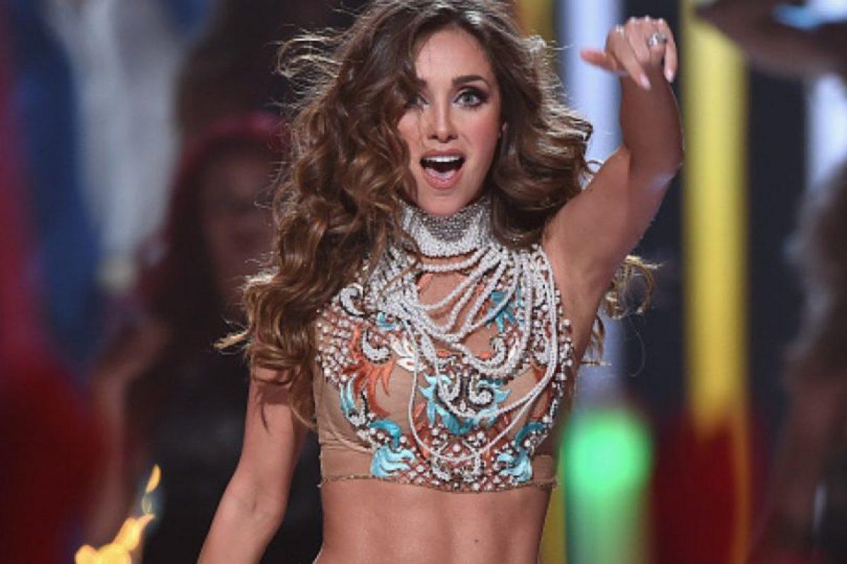 Anahí sigue con su carrera de cantante. Foto:vía Getty Images