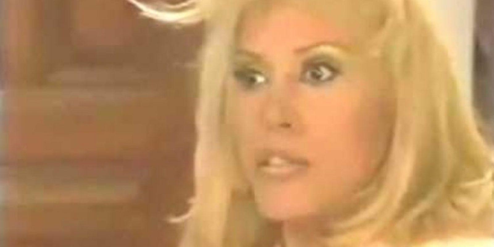 """Laura León era """"Yolanda Jiménez"""". Foto:vía Televisa"""