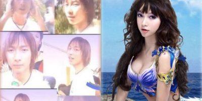 6. Liu Shihan es una transexual China. Actualmente es bailarina de pole dance profesional. Foto:Weibo