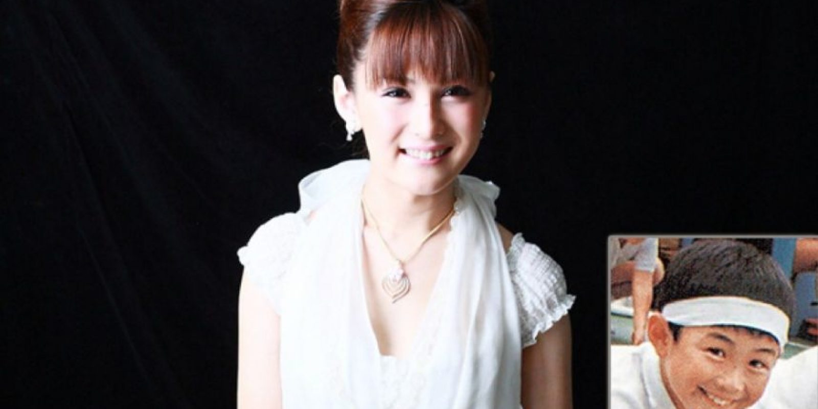 8. Patricia Araujo es una celebridad en la TV japonesa, sin embargo, ella también es transexual. Foto:Weibo