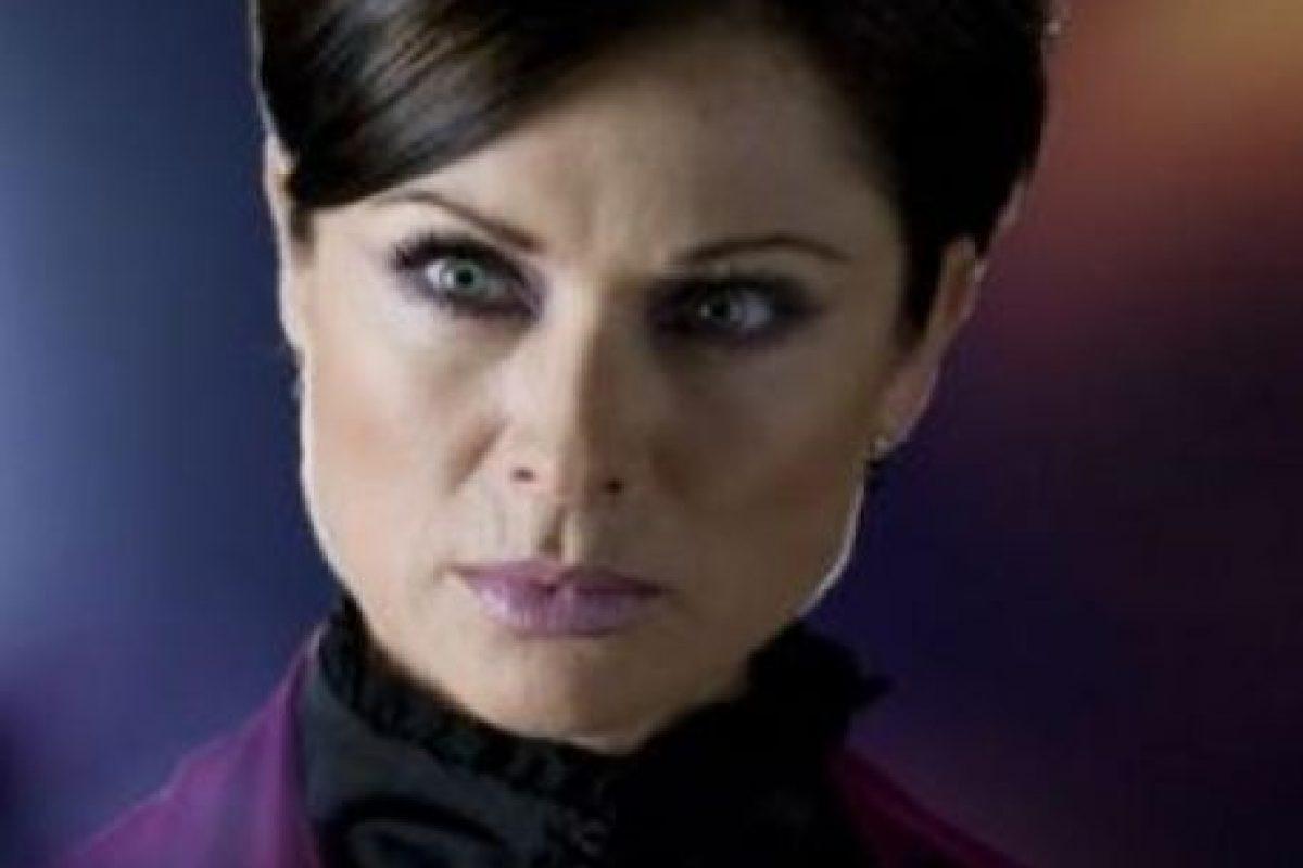 En esta telenovela era la asesina de su propia hermana. Foto:vía Televisa