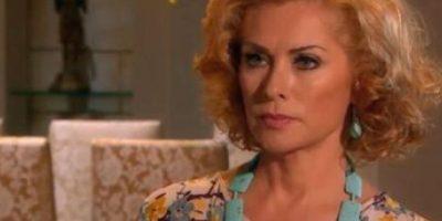 Así se le ve en su última telenovela. Foto:vía Twitter