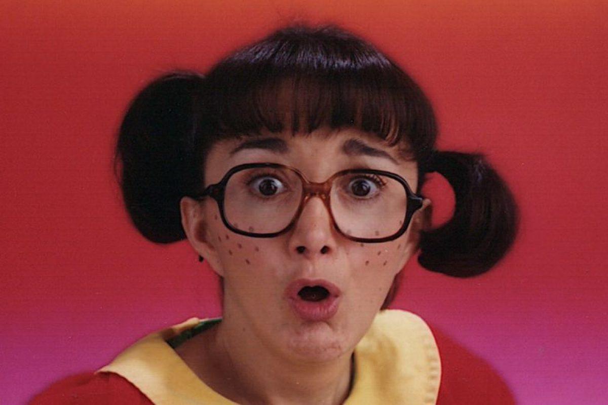 Pensó alguna vez en ser actriz de telenovelas. Foto:vía Facebook