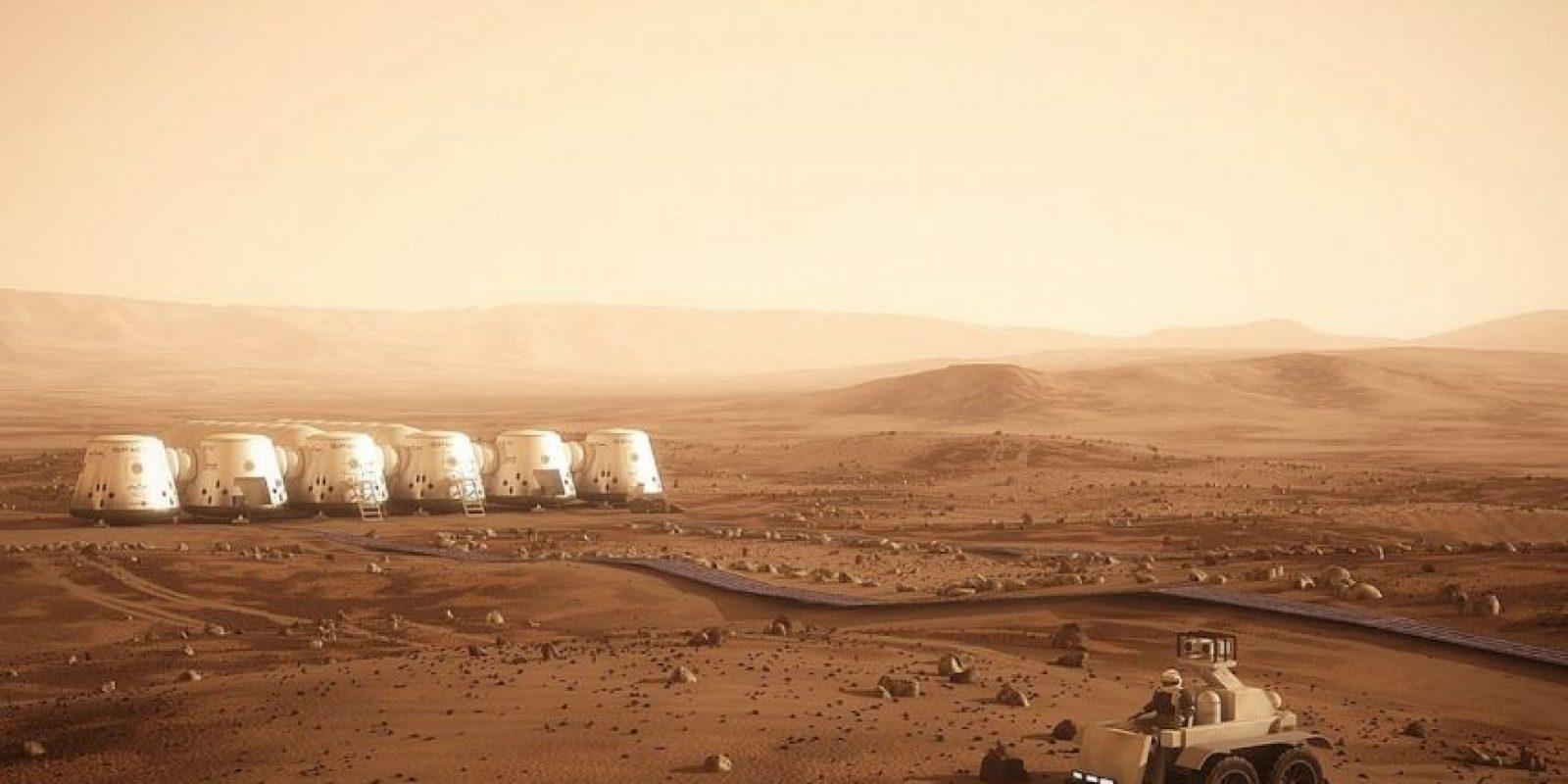 El objetivo de la misión Mars One es crear un asentamiento humano permanente en Marte a partir de 2027. Foto:Vía facebook.com/MarsOneProject