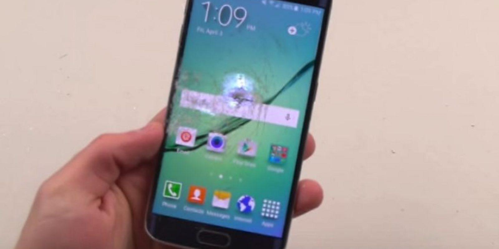 Samsung Galaxy S6 Edge Foto:TechRax / YouTube