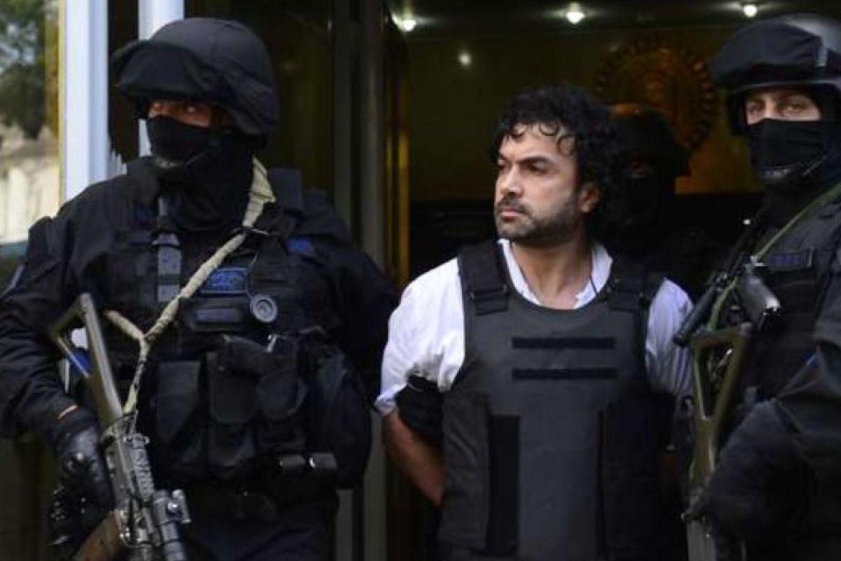 """Henry de Jesús López Londoño era un narco colombiano enlace entre México y su país. Su apodo era """"Mi Sangre"""". Foto:vía AP"""