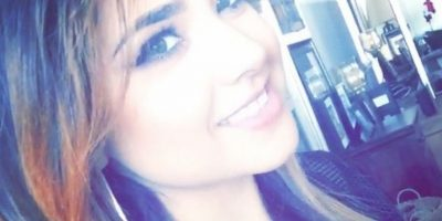 Es más conocida por su carrera como cantante Foto:Vía instagram.com/iambeckyg/