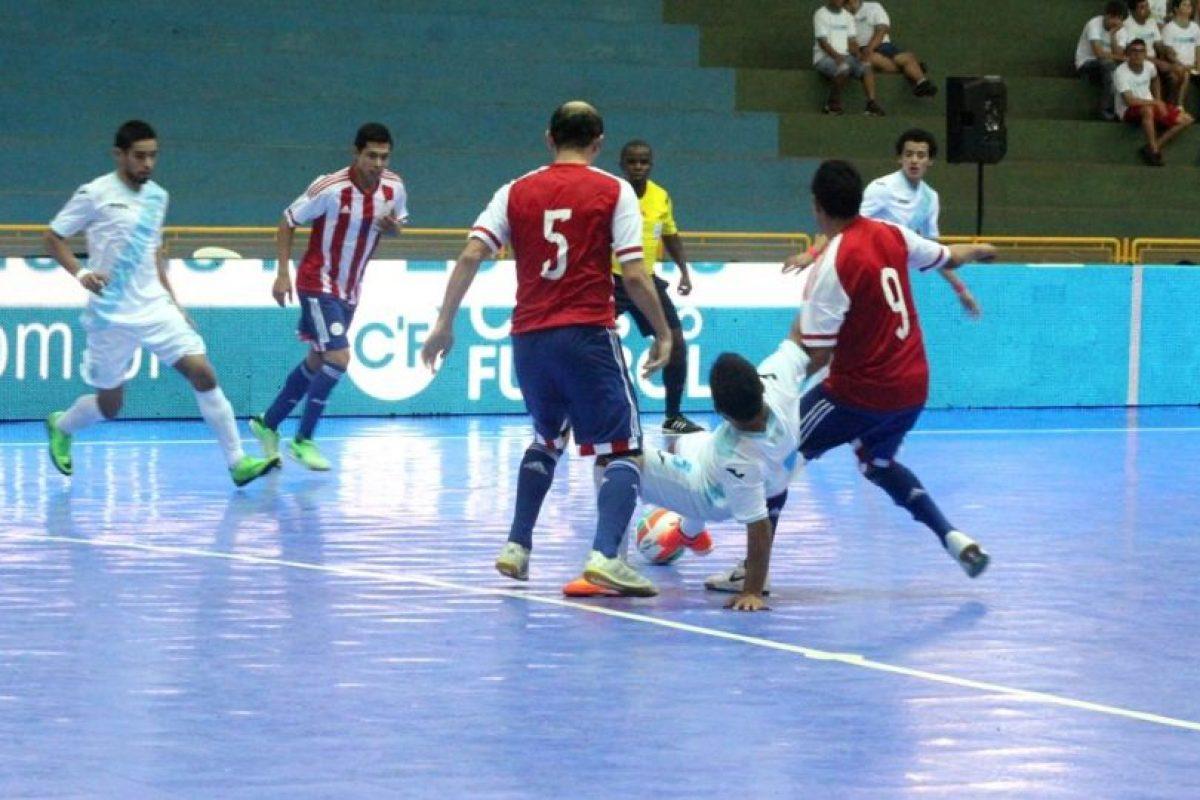 Foto:Liga Nacional de Futsal.
