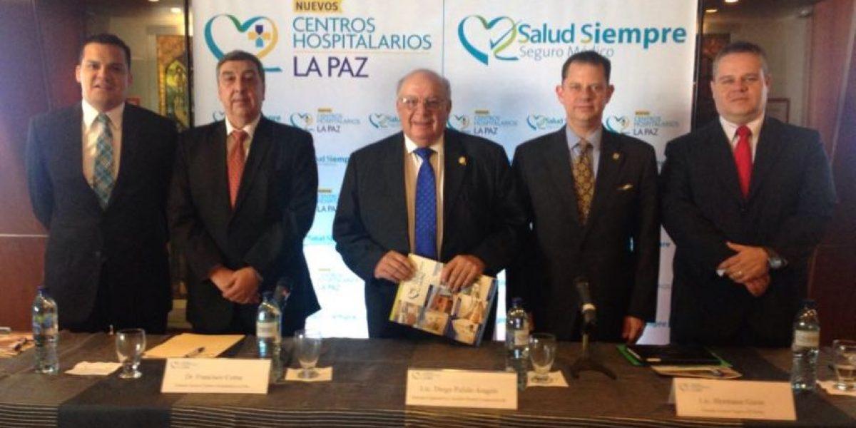 Con nuevas áreas, Centros Hospitalarios La Paz le abren las puertas a los guatemaltecos
