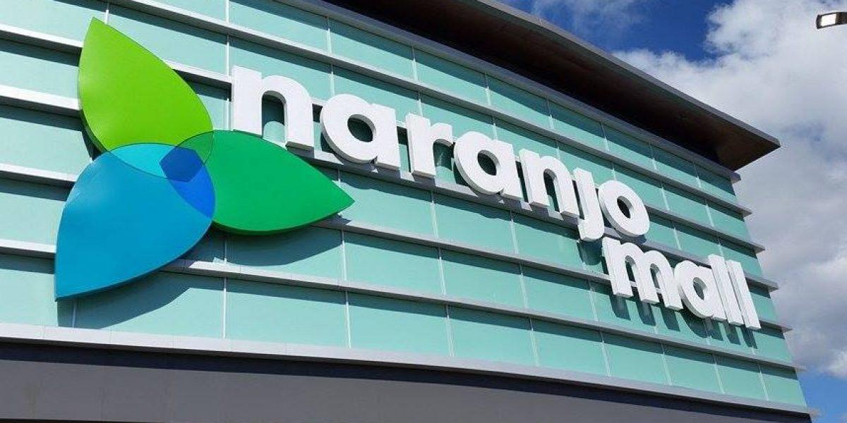 Naranjo Mall, donde encontrarás más de 160 opciones de compra