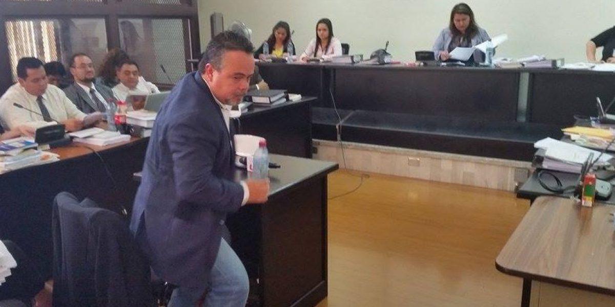 Cuatro implicados en el caso #NegociadoresdelaSalud evitan contestar a la fiscalía