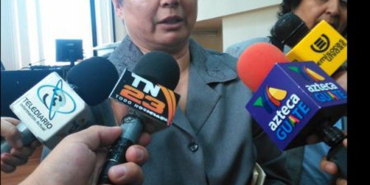 Con el pelo corto,  María del Rosario Melgar enfrentará nuevo juicio por crimen de asesor de Gobernación