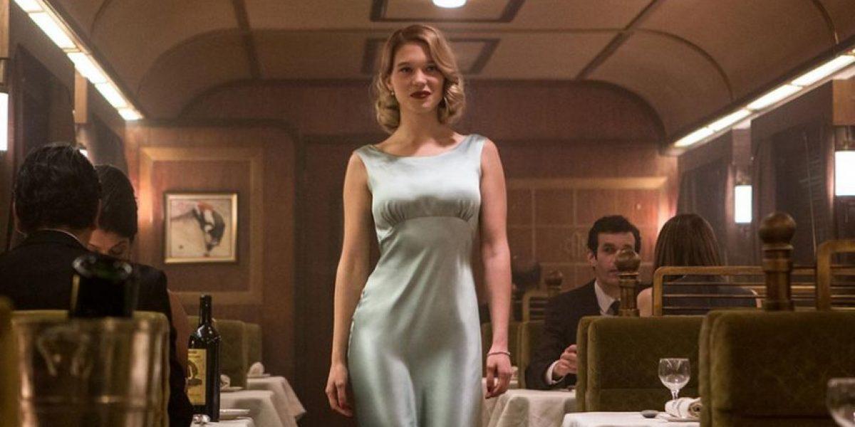 FOTOS. Ella es Léa Seydoux, la nueva chica Bond en