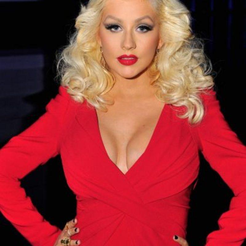 Christina Aguilera Foto:Getty Images