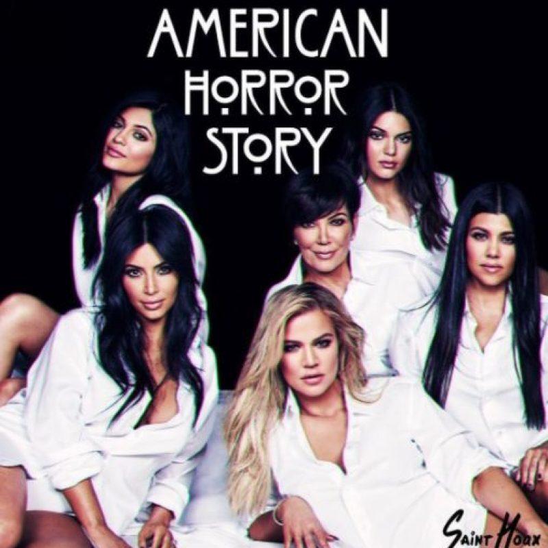 Desde la familia Kardashian Foto:vía instagram.com/sainthoax
