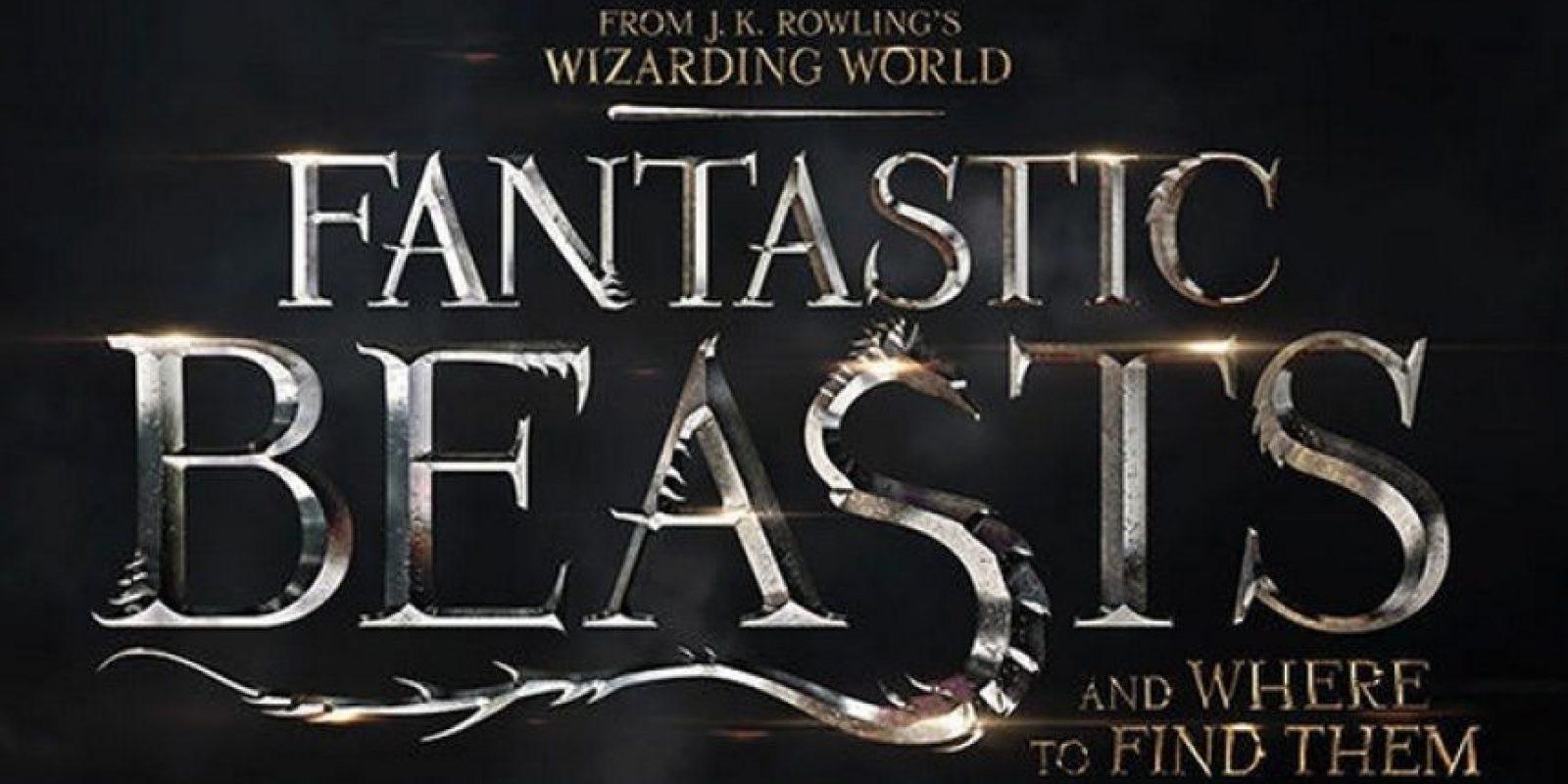 Logo oficial de la cinta. Foto:Warner Bros.