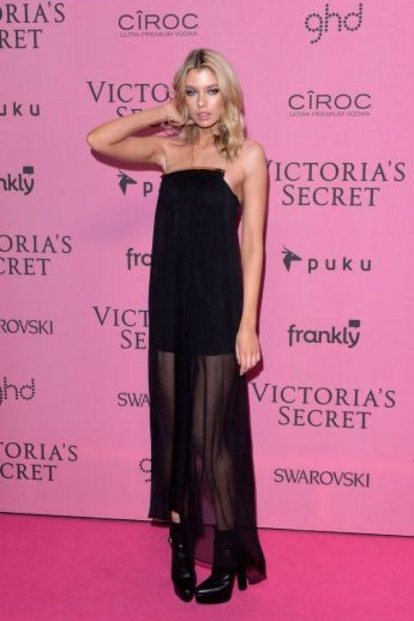 También conocida por su polémica relación con Miley Cyrus, esta modelo belga tiene 24 años. Foto:Getty Images