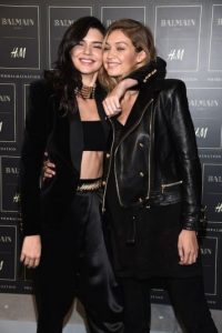 Kendall Jenner y Gigi Hadid Foto: Getty Images