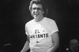 Fue un exitoso cantante de la música latina durante las décadas de los años 70 y 80 Foto:Wikipedia
