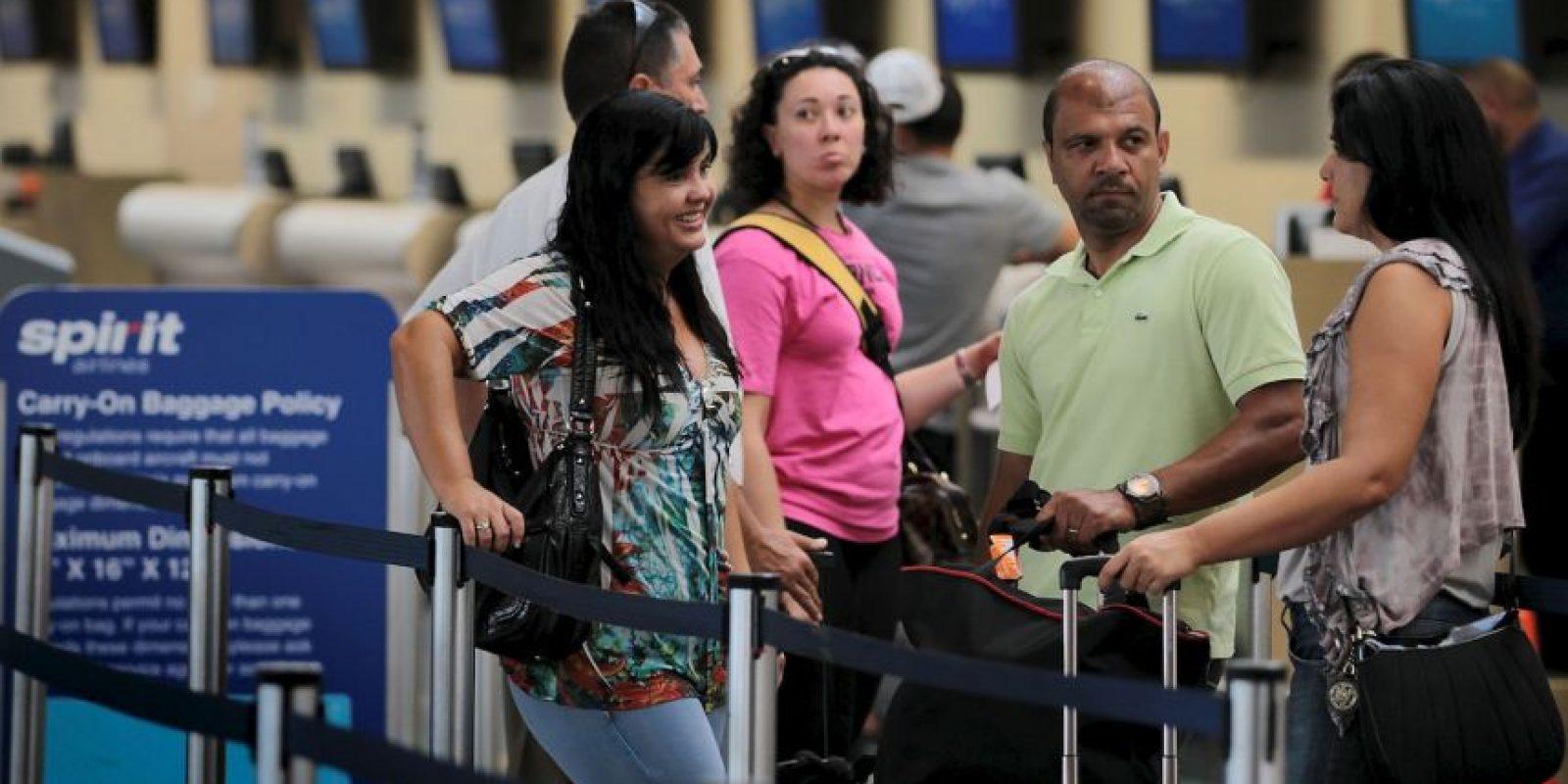 La aerolínea estadounidense no dio ninguna declaración. Foto:Getty Images