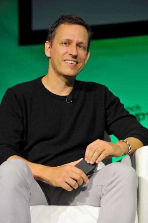 Su fortuna se valúa en dos mil 800 millones de dólares Foto:Getty Images
