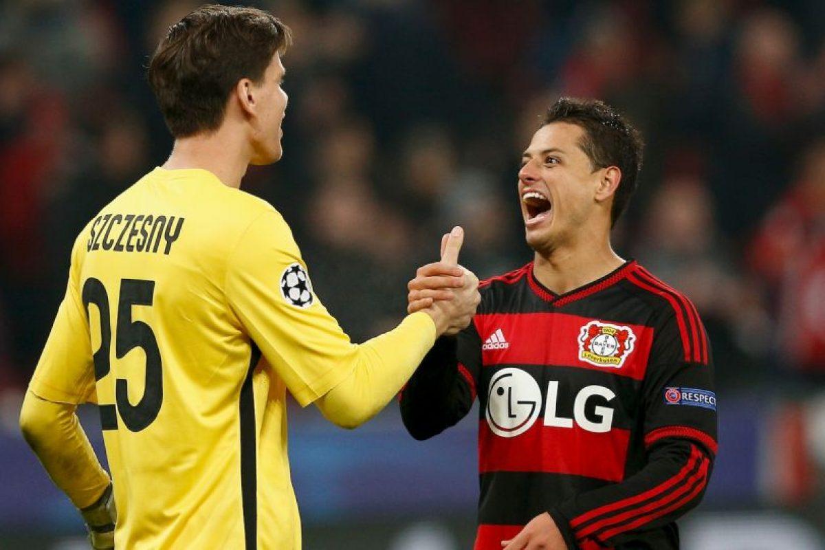 Roma vs. Bayer Leverkusen Foto:Getty images