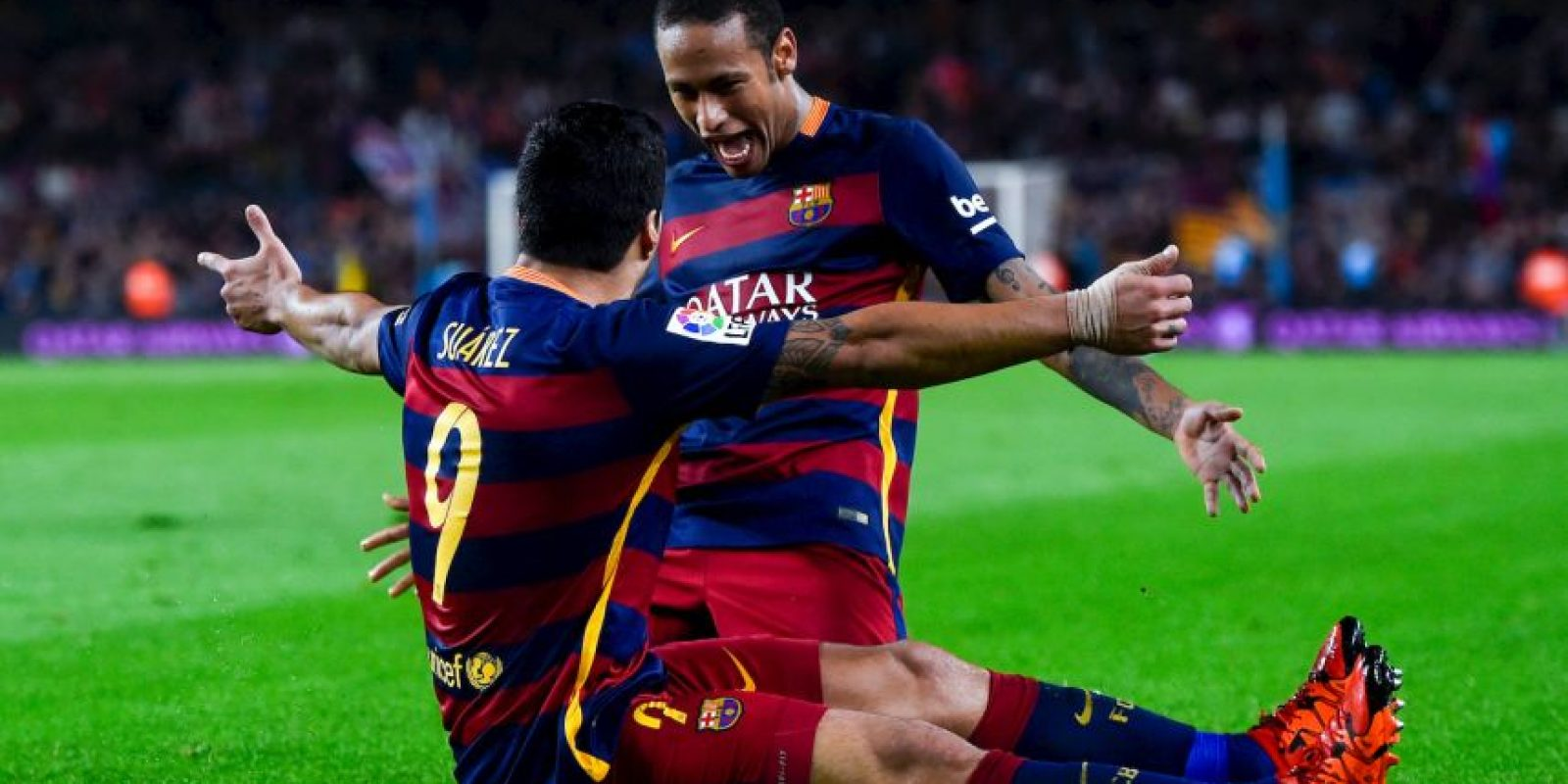 Barcelona se mide al Bate Borisov Foto: Getty images