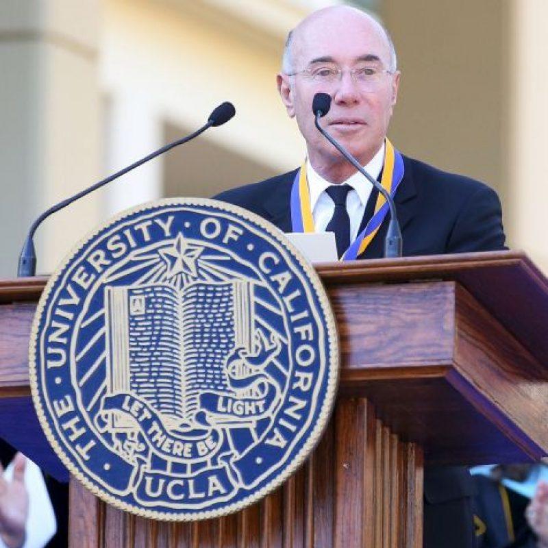 Vive en Malibú, California, en Estados Unidos y es un magnate de medios de comunicación. Foto:Getty Images