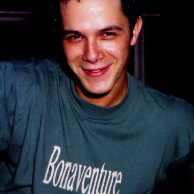 Así se veía hace 20 años. Foto:vía Getty Images