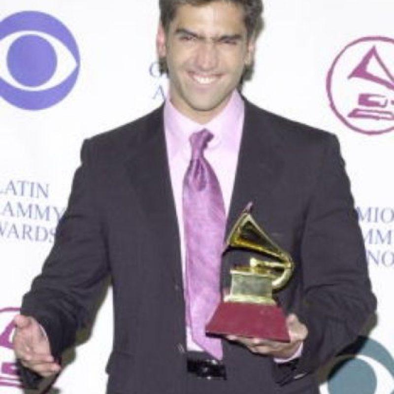Así se veía en los Grammy Latino. Foto:vía Getty Images
