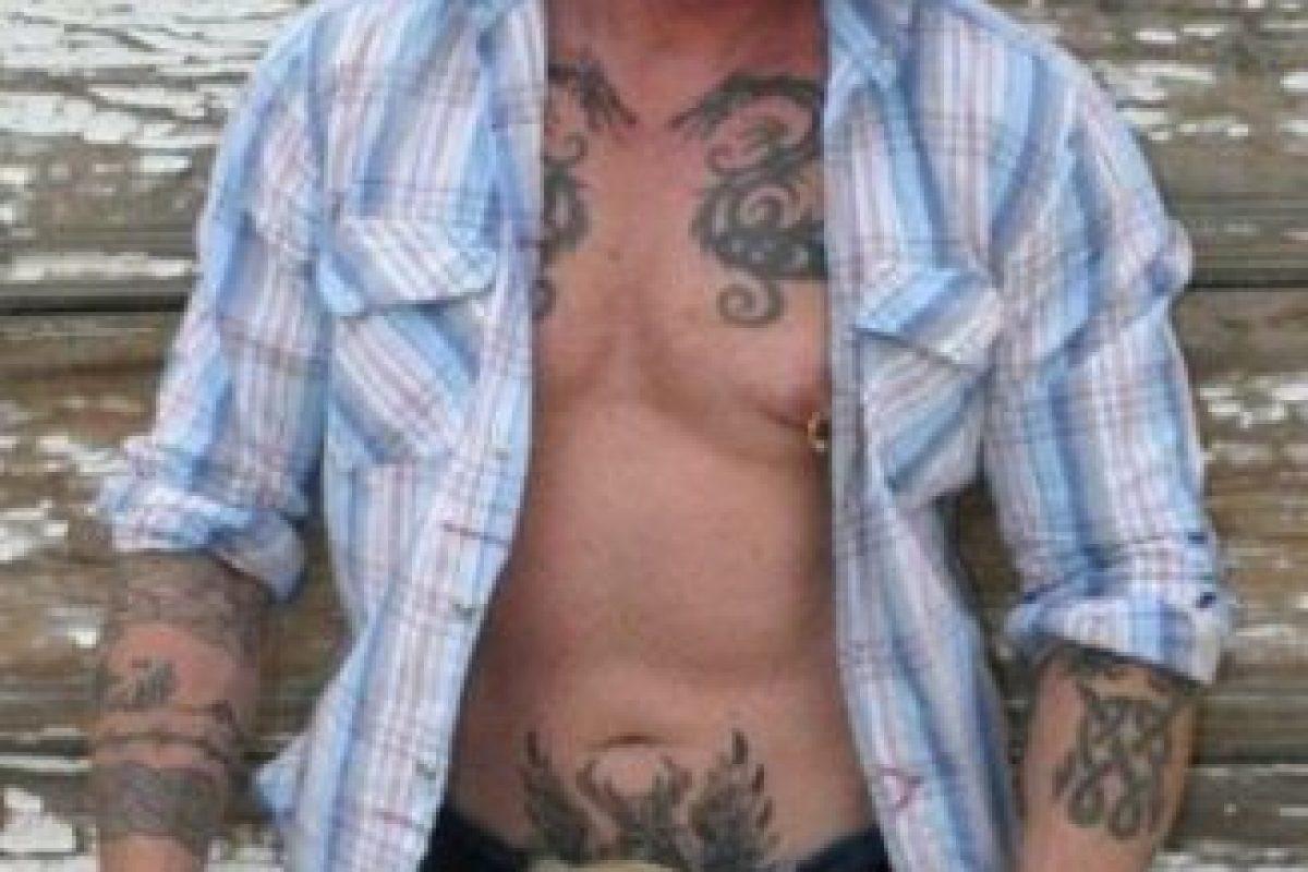 1. Antes de convertirse en Buck Angel, uno de los actores porno transexuales mejor pagados, era una modelo profesional. Foto:Vía Twitter / Buck Angel®