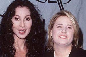 3. Chaz Bono es la única hija de la cantante estadounidense Cher. Foto:Getty Images