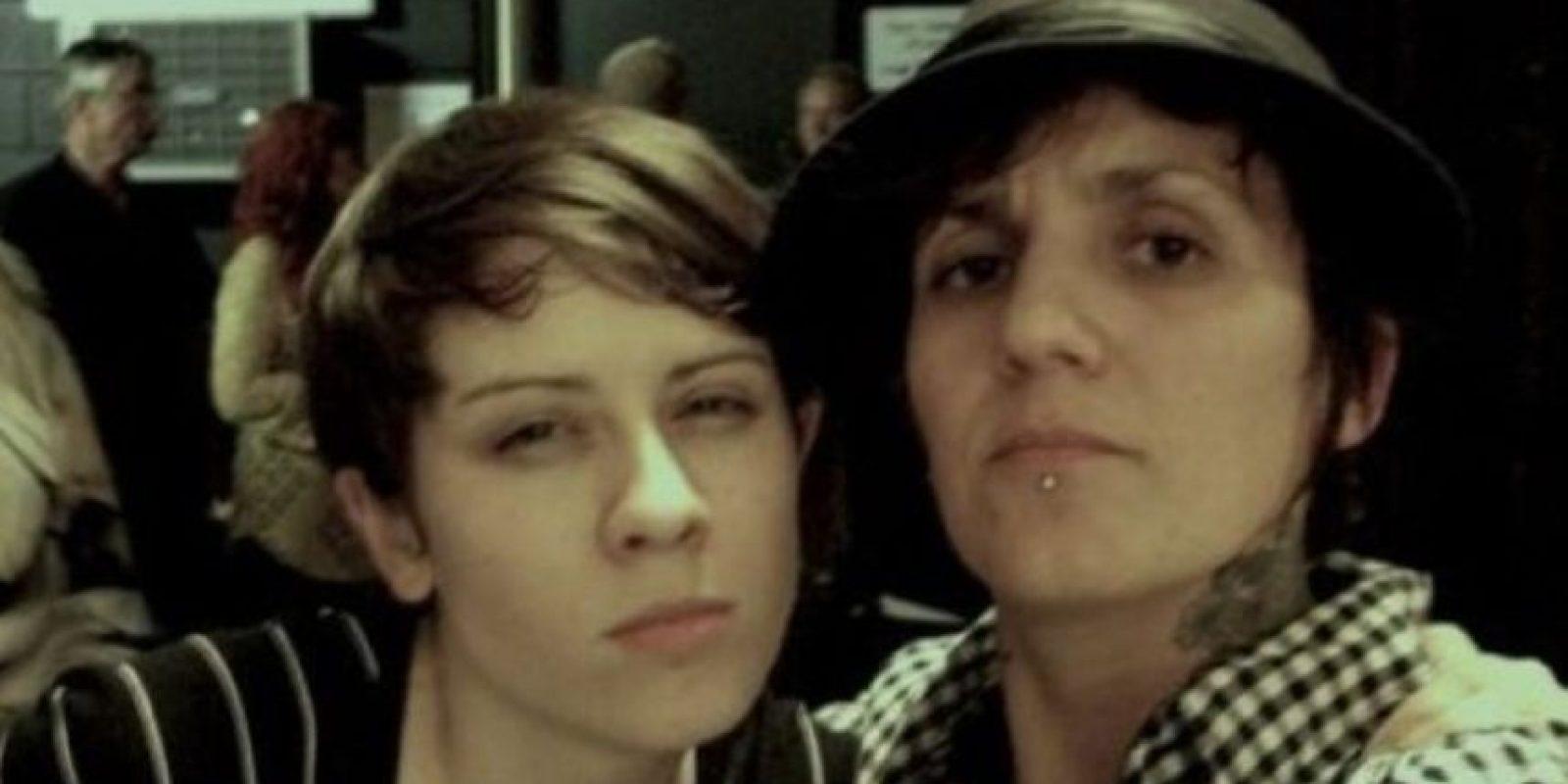 5. Lucas Silveira –la mujer de la derecha con el sombrero fedora– vivió siendo lesbiana durante muchos años. Foto:Vía Twitter