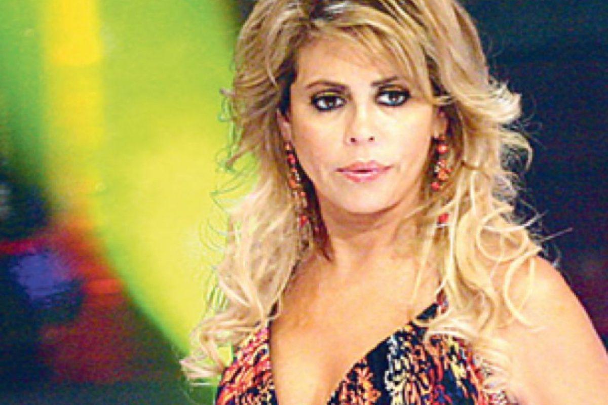 Gisela Valcárcel sigue siendo un referente de la televisión peruana. Foto:vía Twitter/Gisela Valcárcel