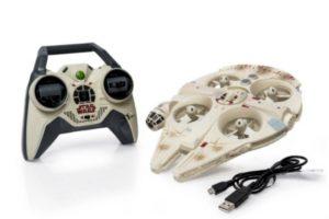 """Dron estilo """"Halón Milenario"""" con control remoto Foto:Air Hogs"""