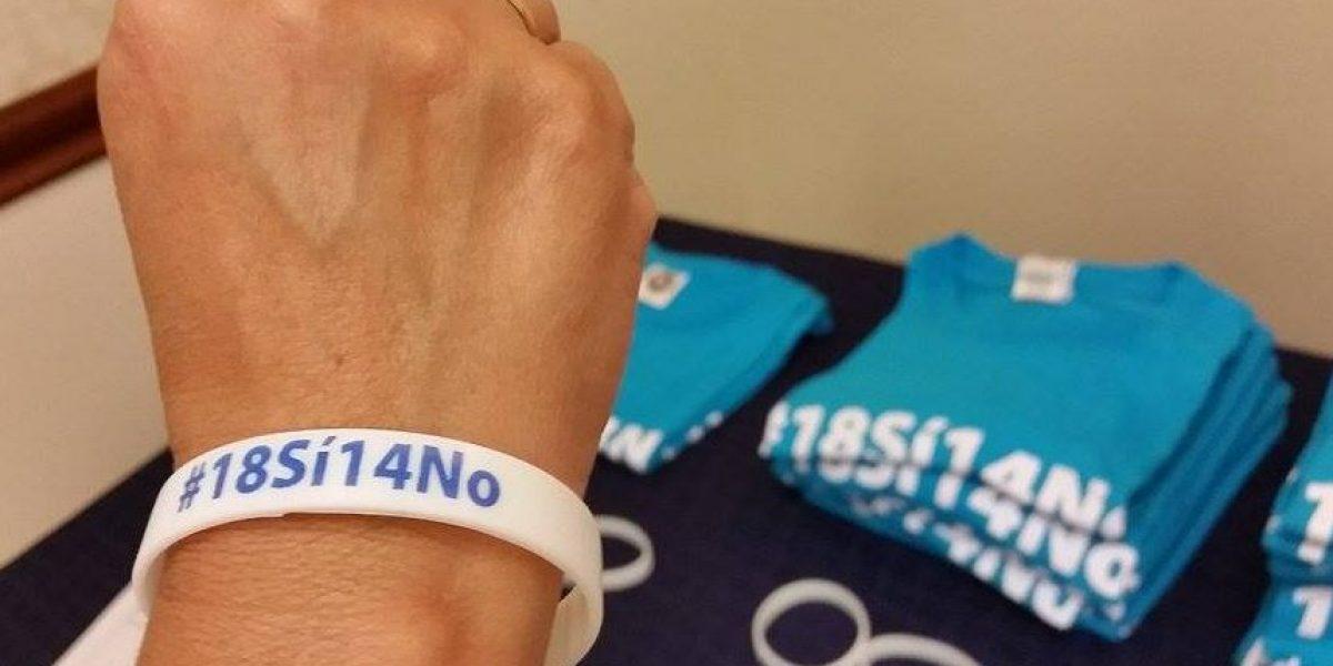 Congresista mexicana y ecuatoriana están a favor de iniciativa #18Sí14No