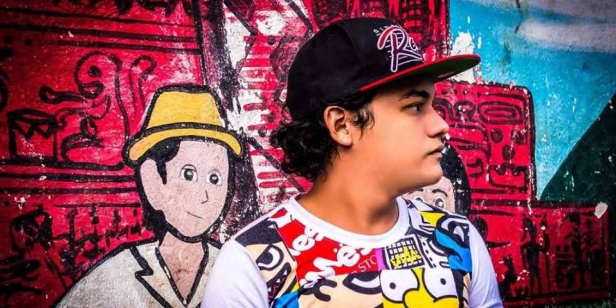 Brian Maldonado es la voz del Beatbox en Guatemala