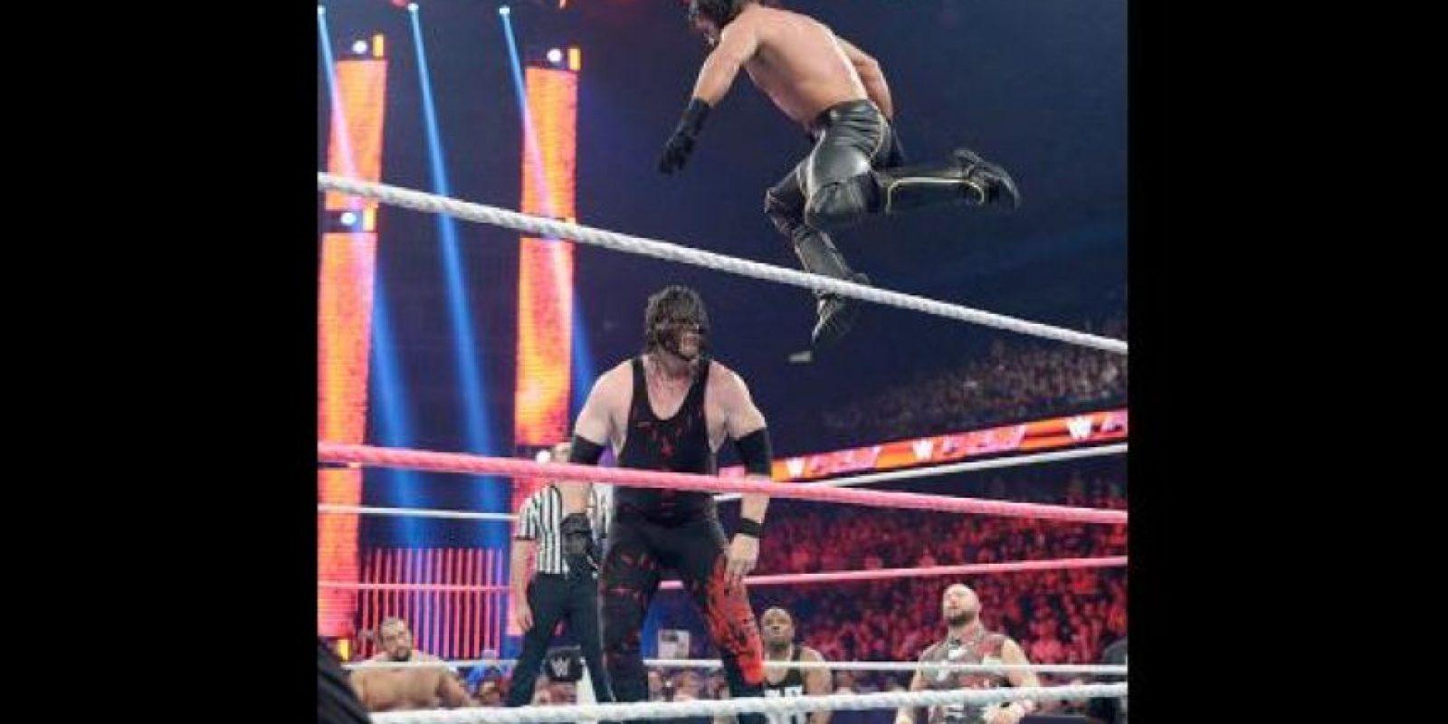 Rollins era campeón desde el pasado 22 de marzo Foto:WWE