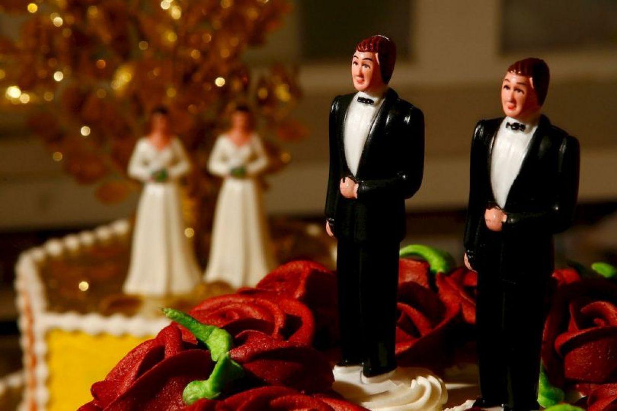 Holanda fue el primer país en aprobar el matrimonio igualitario en 2002. Foto:Getty Images