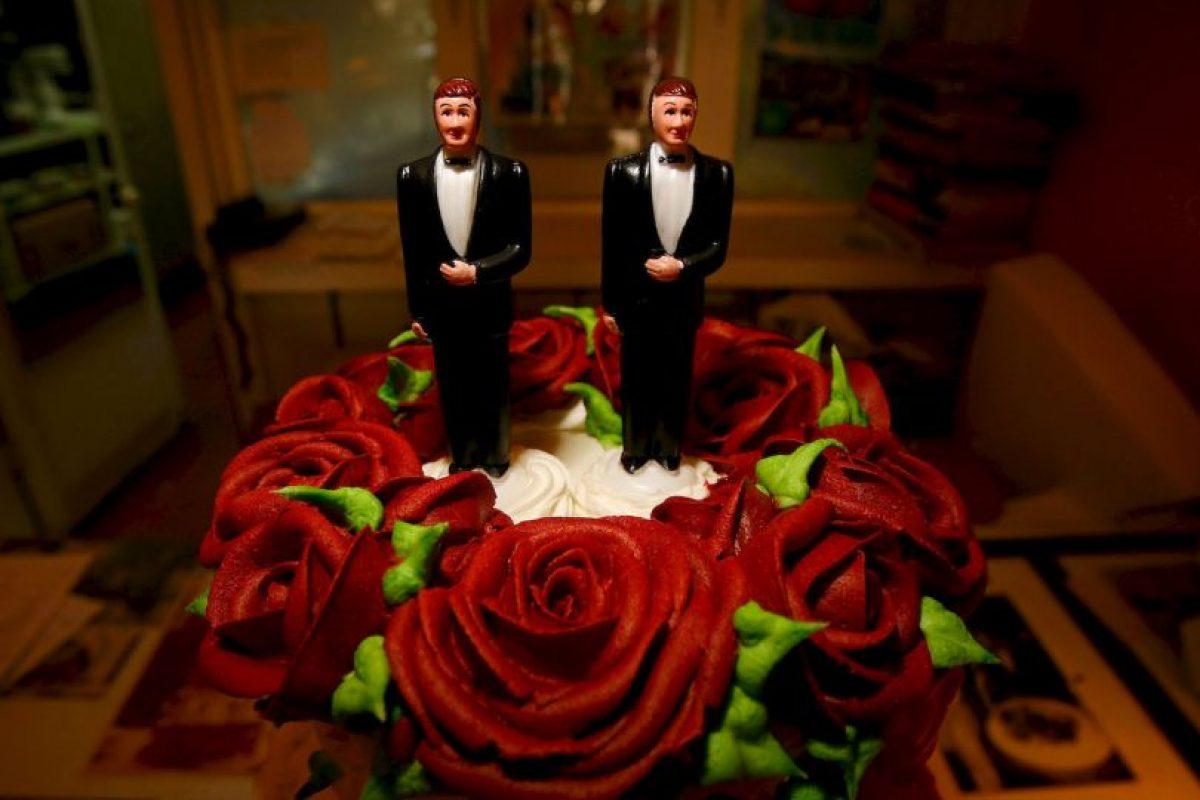 El matrimonio gay no es legal en todo México. Aunque en 2007 se hizo legal en el Distrito Federal y tan recientemente como septiembre de este año fue aprobado también en el estado de Coahuila. Foto:Getty Images