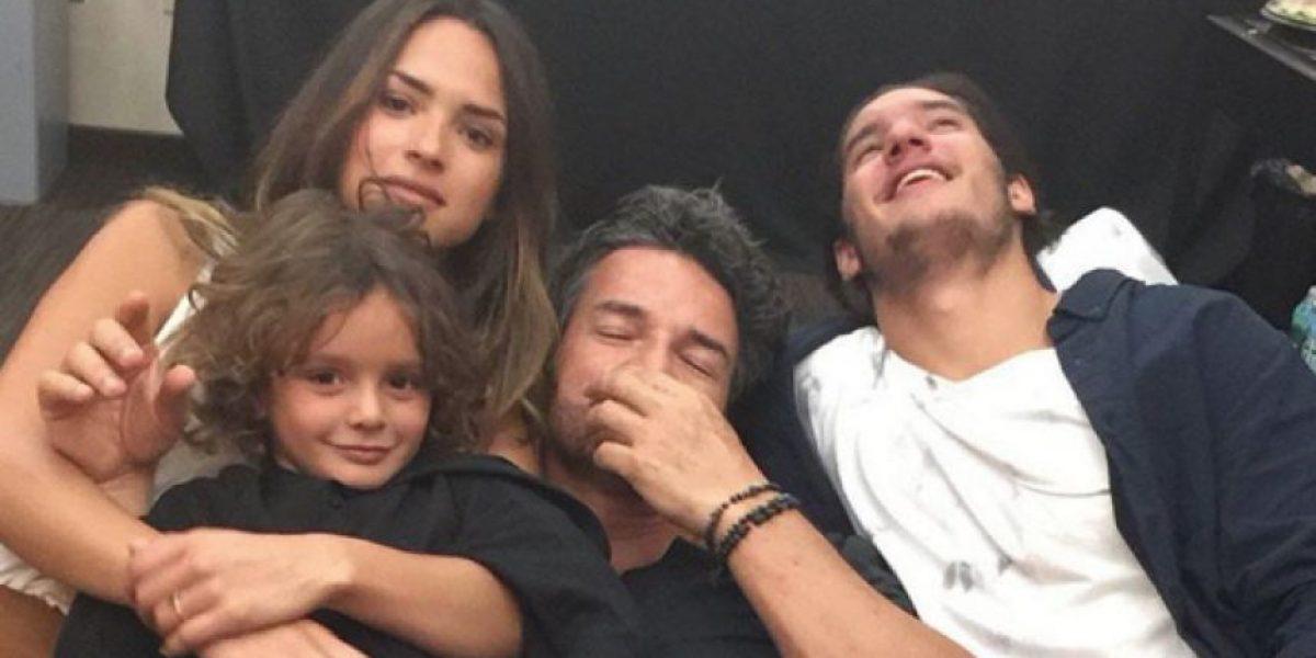 Ricardo Arjona comparte su felicidad en Instagram
