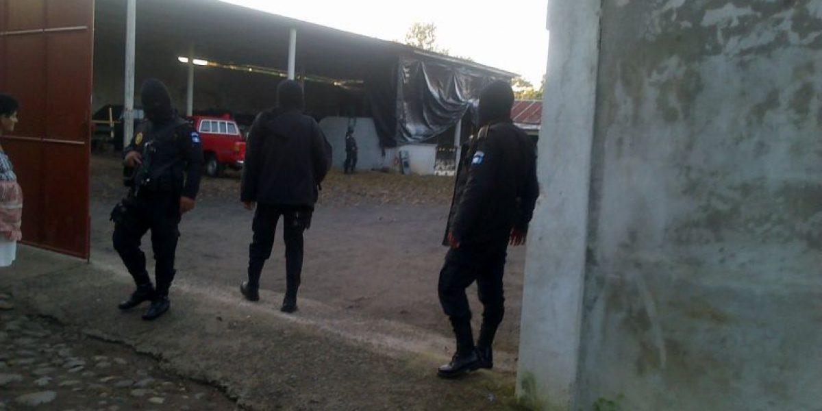 #OperaciónTornado en busca de una banda ligada al droga-sicariato